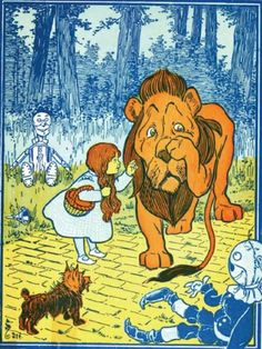 Just finished reading the first book in a series of 15 books of the Wizard of Oz, even better than the movie!