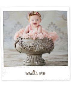 Rosette Urn