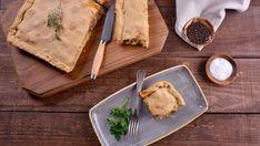Grecia. Empanada de carne (Kreatópita) - Receta - Canal Cocina