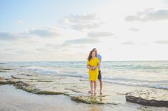 Romantic Bridal Boho Chic Beach Engagement Session, Tel Aviv. Lauren Newman Photography. Destination Wedding Photographer