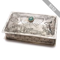 122953d45 Gift Boutique Stamped Rectangular Box Metal Box, Jewelry Box, Stamp,  Boutique, Shoe