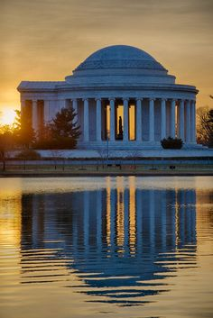 Thomas Jefferson Memorial in Washington, DC.I want to go see this place one day.Please check out my website thanks. http://www.theuspresidents.org/thomas-jefferson/