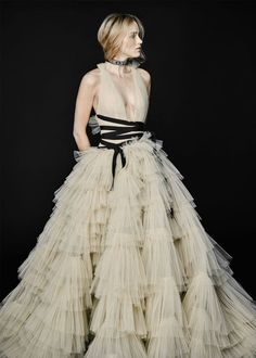 """"""" Dark Romance: The New Gothic Bride 16 gorgeous goth-inspired wedding dresses for your big day.  """""""