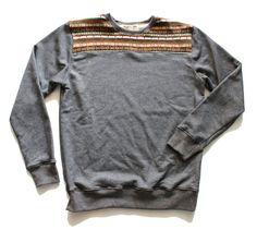 Bohemian Long Sleeve Sweatshirt Tribal and Native by Trendbeach
