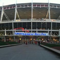 Great American Ball Park Cincinnati Ohio