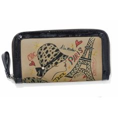 Brighton Fashionista Deco Dive Large Wallet to purchase call 951-734-5989