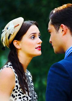 This isn't really tumblr... but lets be honest... Chuck+Blair=perfection