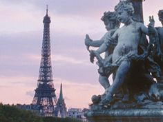 A river cruise that includes the city of light = lovely.