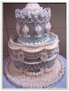 lambeth method of cake decorating