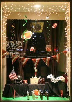 2013 #SuperBowl window #display!  #cbdsalon