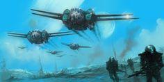 The Forever War (Joe Haldman)