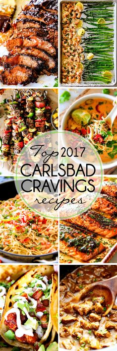 My Favorite Recipes of 2017