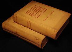 Wiegler GESCHICHTE DER DEUTSCHEN LITERATUR 1930 2t #bookpunk #deutsch