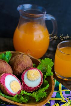 Dobby's Signature:Nigerian Food| Nigerian Recipes| How to Cook Nigerian Cuisines| African Food Blog: Scotch eggs - How to make scotch eggs