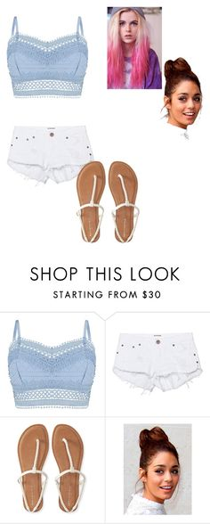 """""""Untitled #104"""" by laylabrigalia ❤ liked on Polyvore featuring beauty, Lipsy, One Teaspoon and Aéropostale"""