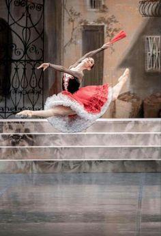 Oxsana Kardash as Kitri, Don Q Ballet.