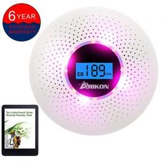 Fire Protection Back To Search Resultssecurity & Protection Frugal Wireless Carbon Monoxide Co Gas Detector Alarm Sensors Digital Backlight Lcd House Home Alarm Systems Security