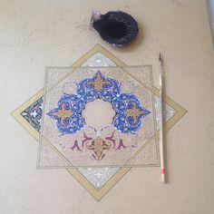 Persian illumination