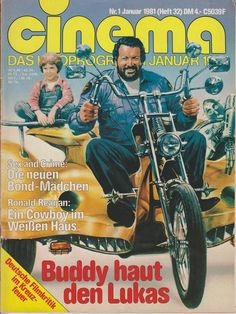 *-*Bud Spencer & Terence Hill Presseschau 1965 bis 2011