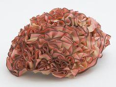 Schinken gerafft, 2009, Angelika Arendt