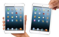 Why name its Tablet PC. Visit www.tablethub.co.uk to pick the various plans available from Vodafone on iPad mini Retina. From this website, you can pick the model that suits your budget.  Through the best plans of Vodafone, you are next in line to become a proud owner of iPad mini retina.