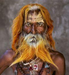 Steve McCurry: Rubari Elder, India  #Steve McCurry #photography