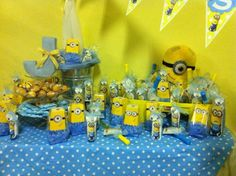 70 Best Minion Baby Shower Images Ideas Party Minion Birthday