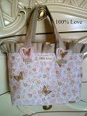 100%LOVE: Porta sacchetti da cucina