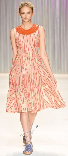 Tracy Reese - Spring 2014