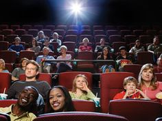 Movie Theaters for Kids in the San Francisco Bay Area | Red Tricycle