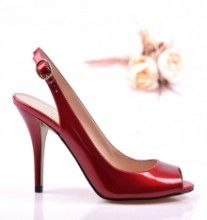 MYKELL RED | Red Pumps