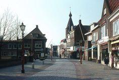 Dorpsstraat jaren 70