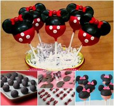 minnie cakes pinterest - Buscar con Google