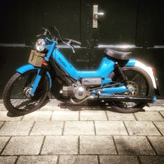 Dropped puch maxi Mopedlife Amsterdam