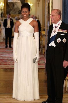 As the Obamas prepare to leave the White House, we track the First Lady's most memorable looks