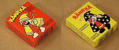 Pupuleipomo: Kaupoista kadonneet herkut (Finnish retro labels and wrappers of candies, soft drinks, cookies, etc. My Childhood Memories, Old Pictures, Finland, Old School, Retro Vintage, Nostalgia, Kids, Candies, Drinks