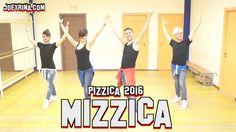 "Joey&Rina  """"Mizzica Pizzica 2016"""" || Impara i Passi || Balli di Gruppo..."