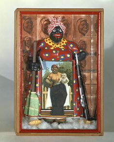 Brooklyn Museum: Elizabeth A. Sackler Center for Feminist Art: Feminist Art Base: Betye Saar, Liberation of Aunt Jemima