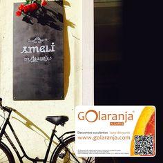 Ameli Restaurante | Portimão | Empresa GOlaranja | http://www.golaranja.com/pt/golaranja/diretorio/ameli-restaurante |  um novo restaurante emocionante na área central de Portimão ... ||  Ameli Restaurante - Portimão, an exciting new restaurant in the central area of Portimão ...  #AmeliRestaurante #Portimao | Aproveite a experiência | Enjoy the experience | #GOlaranja