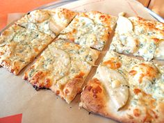 Zpizza @ Kailua (月-木10:00-21:00、金土10:00-21:30、日曜定休) ※洋ナシとゴルゴンゾーラのピザ