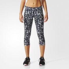 adidas - Calzas Capri de Training Ultimate Mujer
