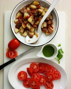 Oven-Roasted Home Fries Recipe