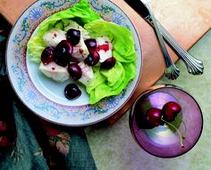Cherry Fennel Salad Dressing - Kick Your Salad to a Whole New Level! #NWCherries