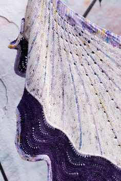 Ravelry: The Doodler: Westknits Mystery Shawl KAL 2015 by Stephen West