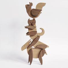 ESNAF Magnetic Wooden Toys