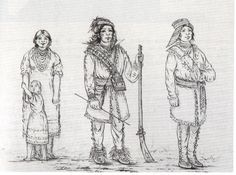 Chickasaw Indians Clothing | Creek indians lived mainly in Georgia,Alabama, and Florida and ...