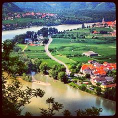 #Wachau und Donau Black Sea, Bike Trails, Homeland, Hungary, Austria, Golf Courses, Germany, World, Instagram Posts