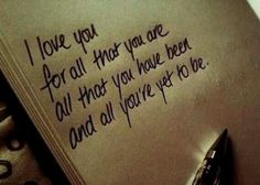 To my husband Al