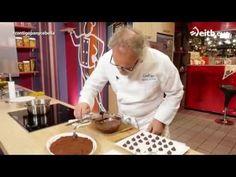 Receta de trufas de chocolate - YouTube