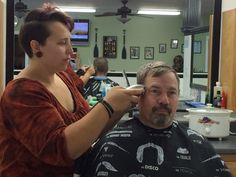 White Oak Barber Shop - Jacksonville, NC, United States. Melissa